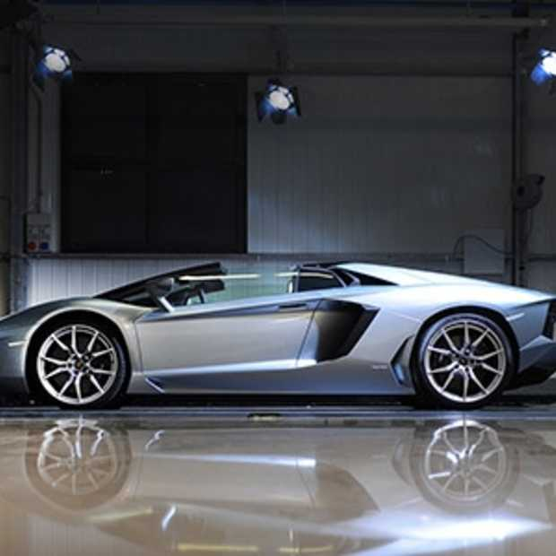 Open Air ervaring: Lamborghini Aventador LP 700-4 Roadster