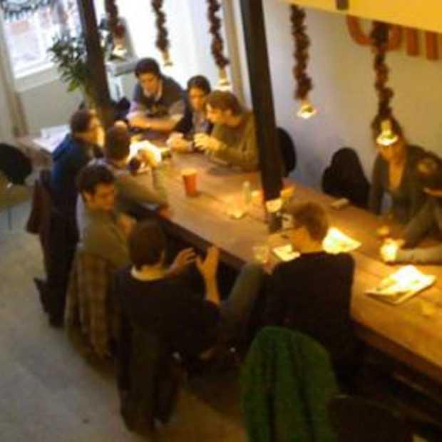 Open Coffee Utrecht 10 dec 2008: Voor jezelf beginnen editie