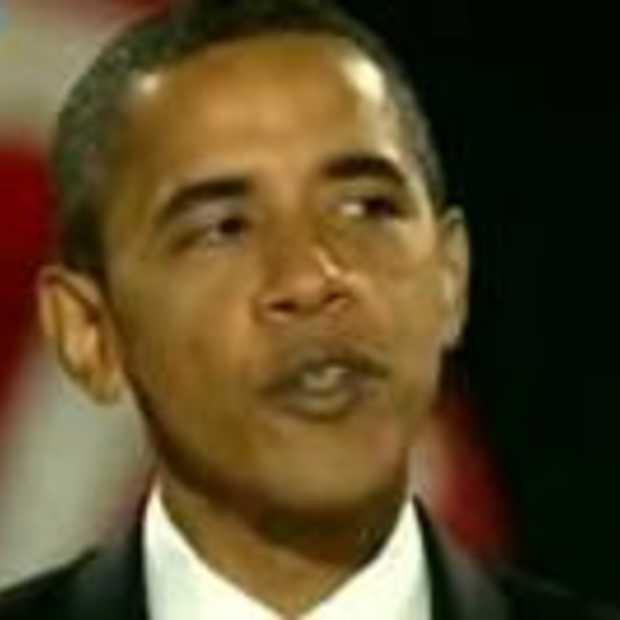 Opletten tijdens inauguratie Obama