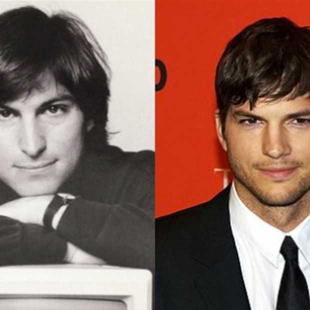 Opnames Steve Jobs film met Ashton Kutcher starten volgende maand