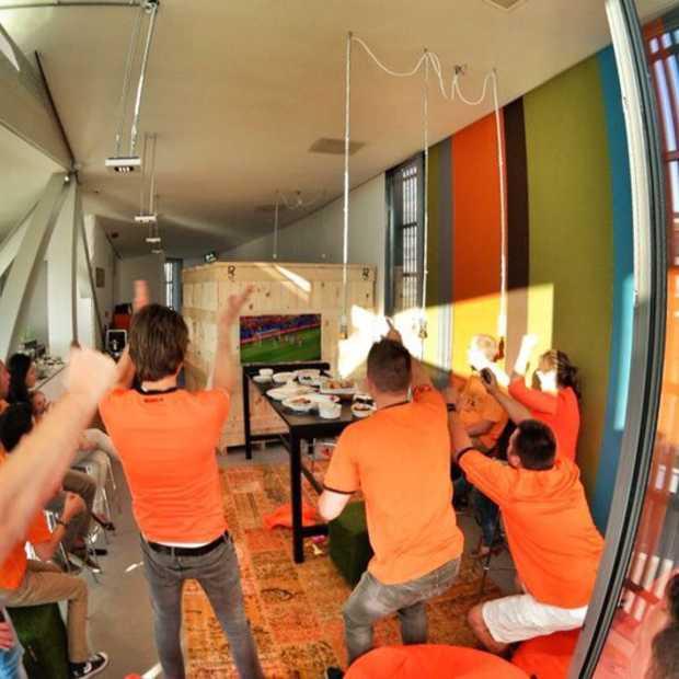 Oppassen met al die Oranje #selfies