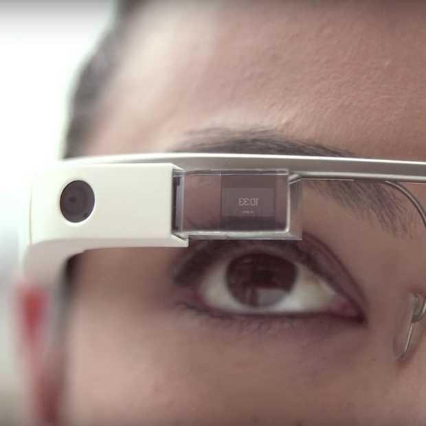 Google werkt aan opvolger Google Glass