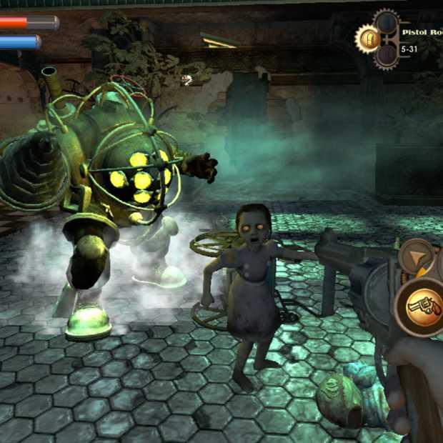 Originele Bioshock game komt naar iOS