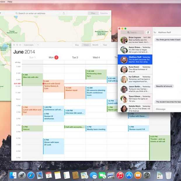 OS X Yosemite als beta te downloaden