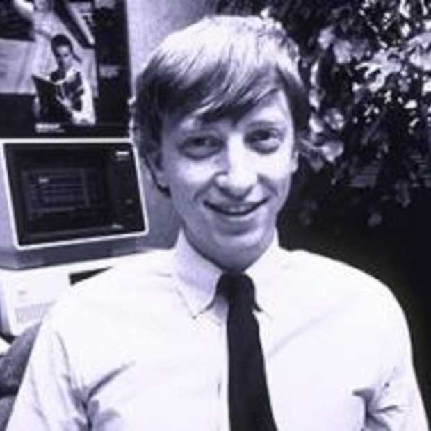 Over 50 jaar zal iedereen nog weten wie Bill Gates is
