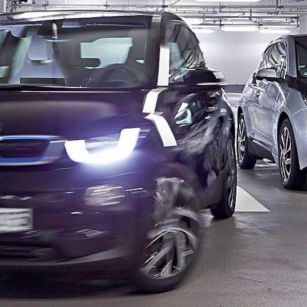 BMW werkt aan een smartwatch-app