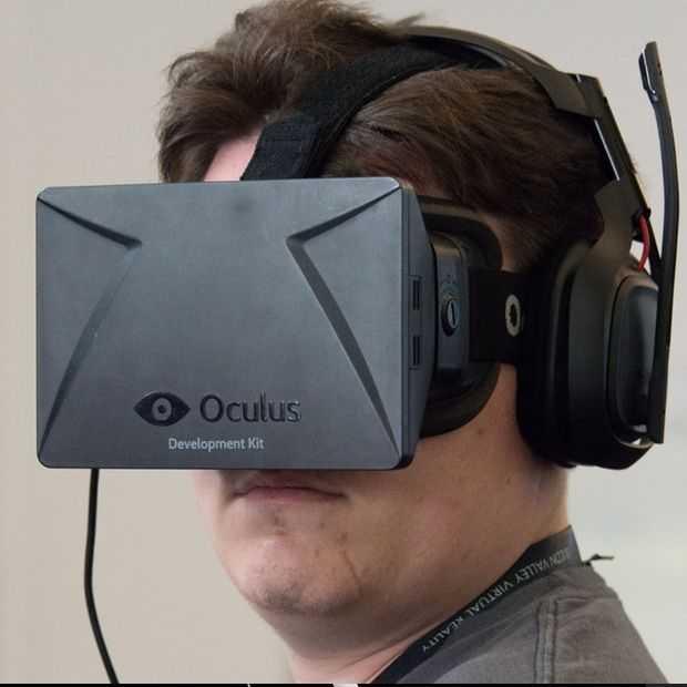 Oculus-oprichter beschuldigd van opzetten anti-Clinton organisatie