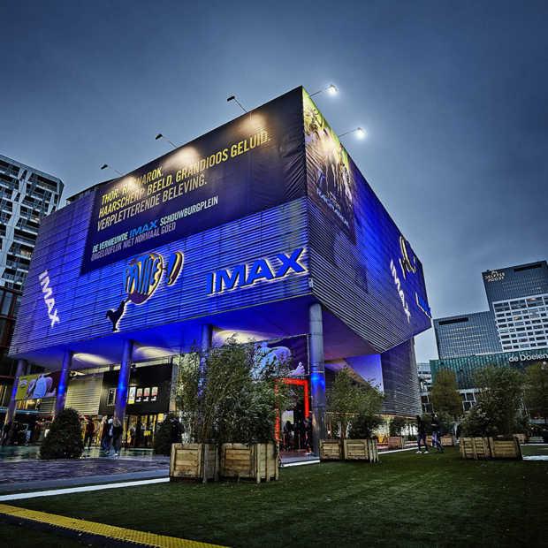 Pathé Schouwburgplein opent vernieuwde IMAX-zaal met Thor: Ragnarok