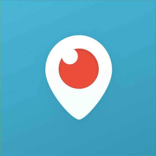 Aanmelden bij Periscope hoeft niet meer verplicht met Twitter-account