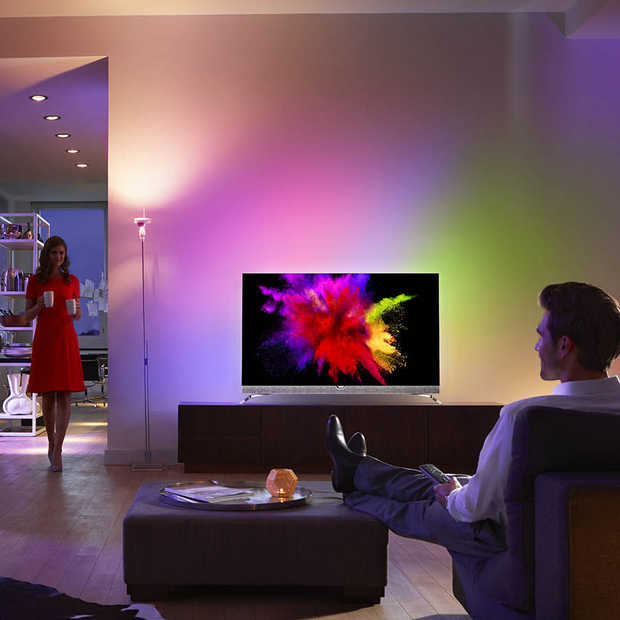 IFA2016: de eerste Philips oled 4K tv met Ambilight