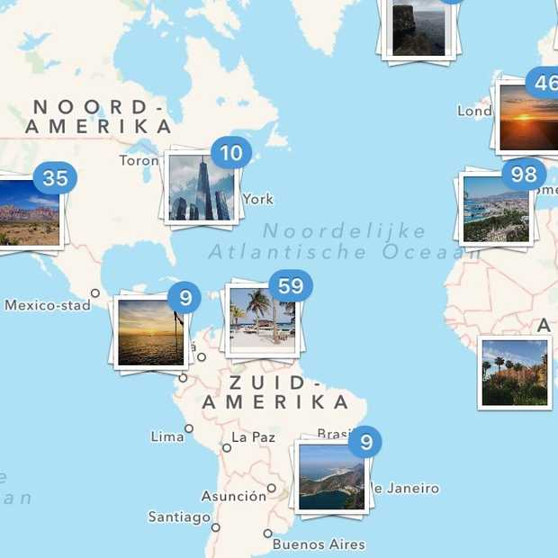 Instagram neemt afscheid van Photo Maps