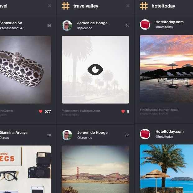 Maak kennis met Picdeck, een soort Tweetdeck voor Instagram