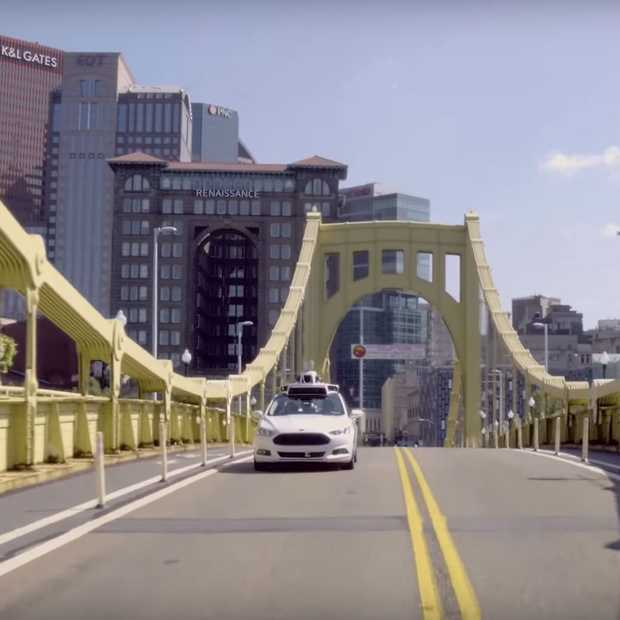 Eerste zelfrijdende Ubers een feit in Pittsburgh