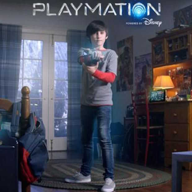 Toys for Boys: Disney's Playmation