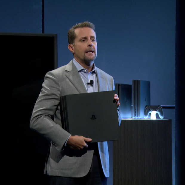 Playstation 4 Pro aangekondigd