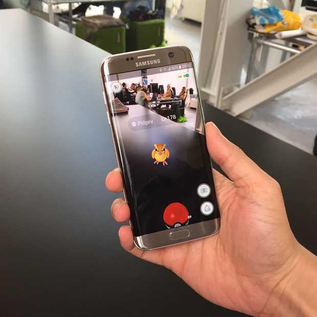75 miljoen downloads voor Pokémon Go