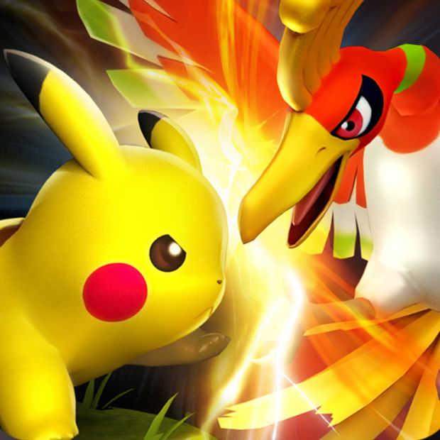 Nieuwe (oude) Pokémon game duikt op in Android en iOS app stores