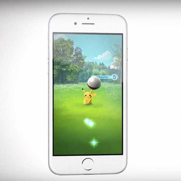 Pokémon Go aangekondigd voor iOS en Android