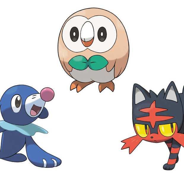 Pokémon Sun & Moon: de beste Pokémon van dit moment