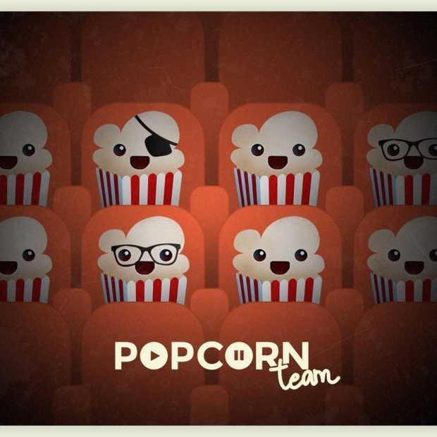 Vanaf 4 februari is Popcorn Time Online beschikbaar