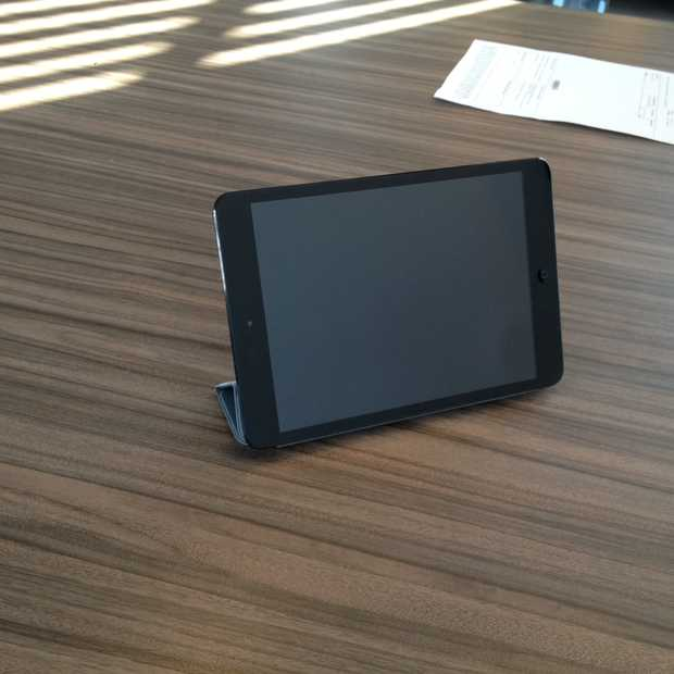 Populariteit tablets neemt af ten gunste van grote smartphones