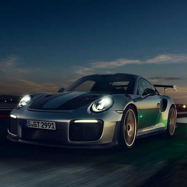 De nieuwe Porsche 911 GT2 RS: niet de mooiste, wel de snelste