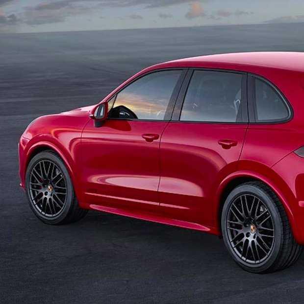 Derde generatie Porsche Cayenne GTS op Los Angeles Auto Show