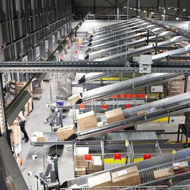 PostNL bezorgt vandaag 1 miljoen pakketten