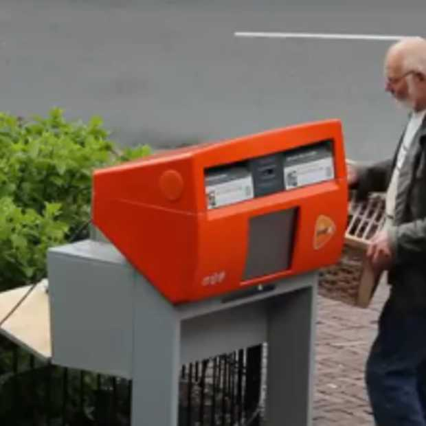 PostNL komt met eerste interactieve brievenbus ooit! [adv]