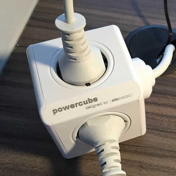 De Powercube: een stekkerdoos anno nu