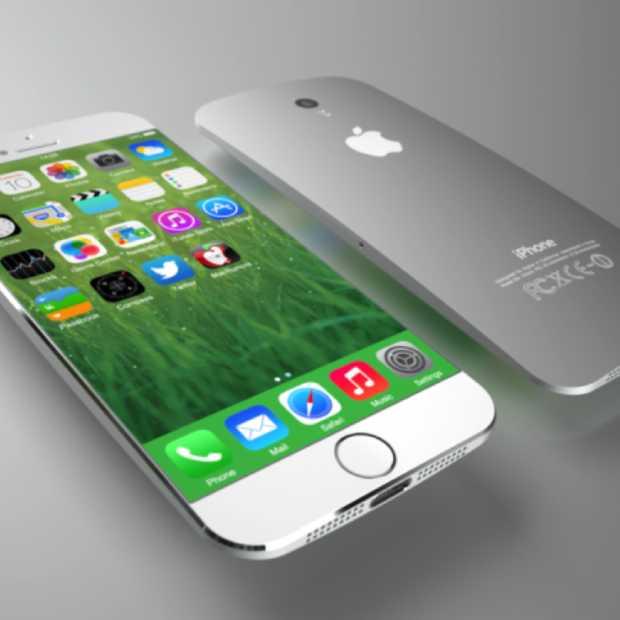 Productie Iphone 6 met groter scherm start in mei