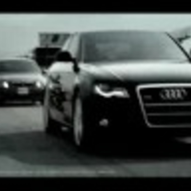 Audi kraakt BMW