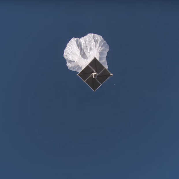 Google test Project Loon in Puerto Rico