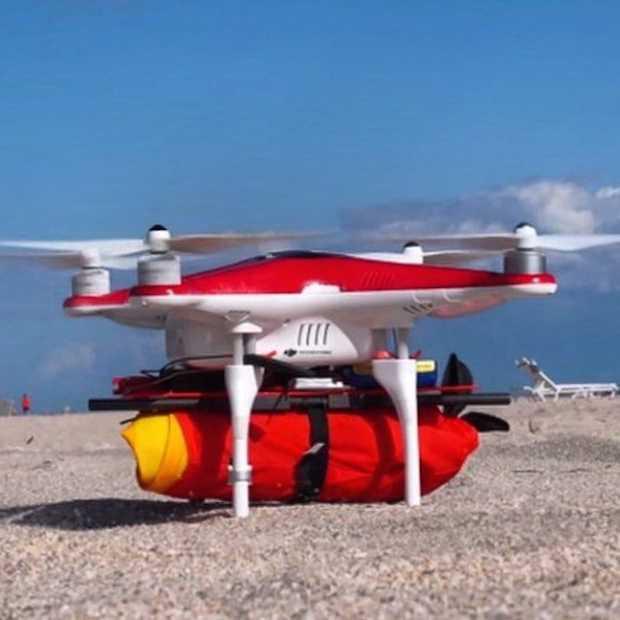 Project Ryptide, Drones als Lifeguard aan de kust