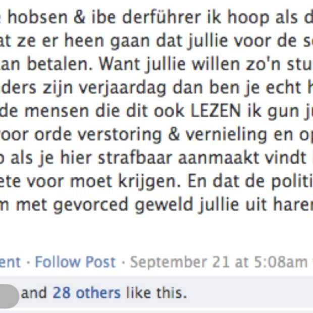 Project X Haren - het Facebook event