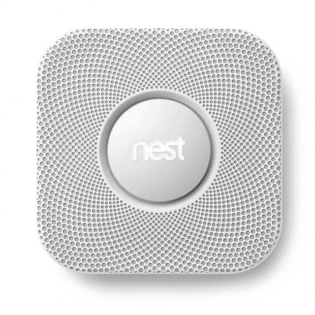 Nest Protect beschermt tegen rook en koolmonoxide met stem en app