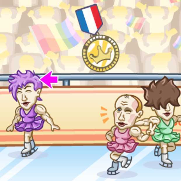 "Protest game: ""Putin's Olympic Game"" gaat viraal"