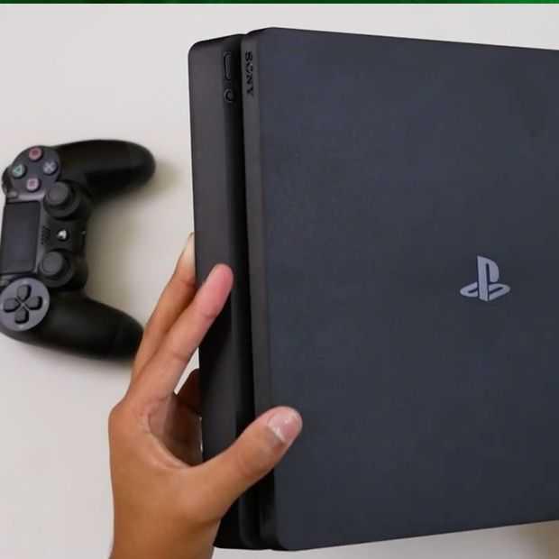 Kijk snel: dit lijkt de nieuwe Playstation 4 Slim