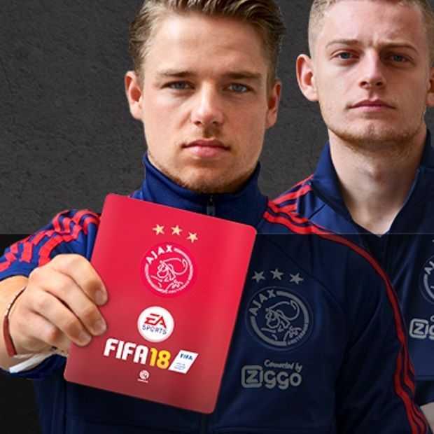 Er komen speciale Ajax- en PSV-edities van FIFA 18 uit