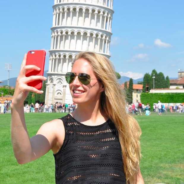 Een lesje selfie-psychologie