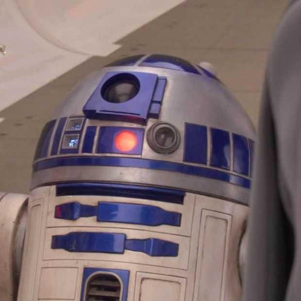 Star Wars robotmodel R2-D2 levert 2,4 miljoen euro op in veiling