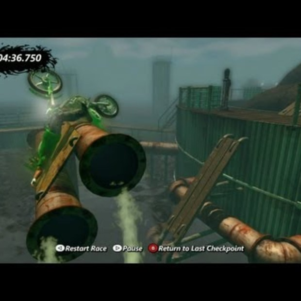 Trials Evolution ragequit
