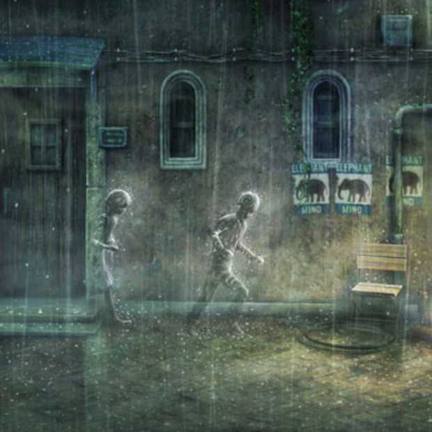 Rain: melancholie ten top op Playstation Network