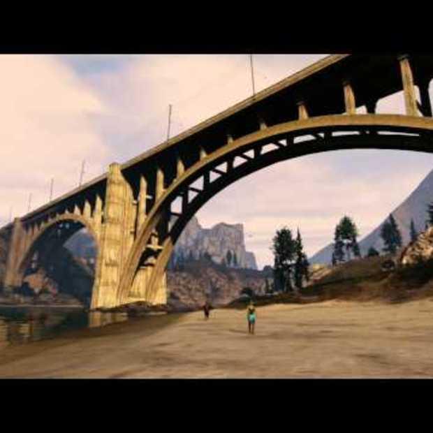 GTA V - Timelapse video