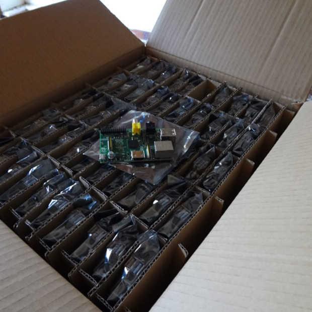 Raspberry Pi: meer dan 2 miljoen verkocht!
