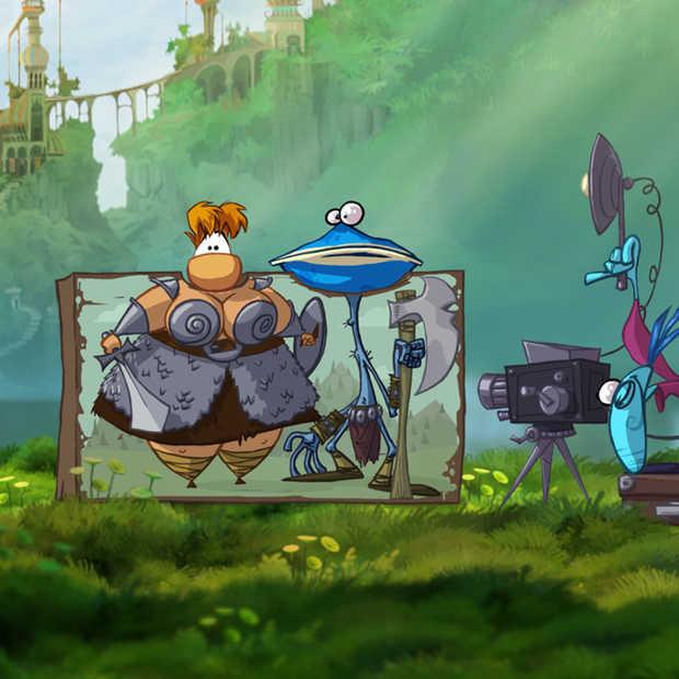 Rayman Origins brengt ons terug naar 2D