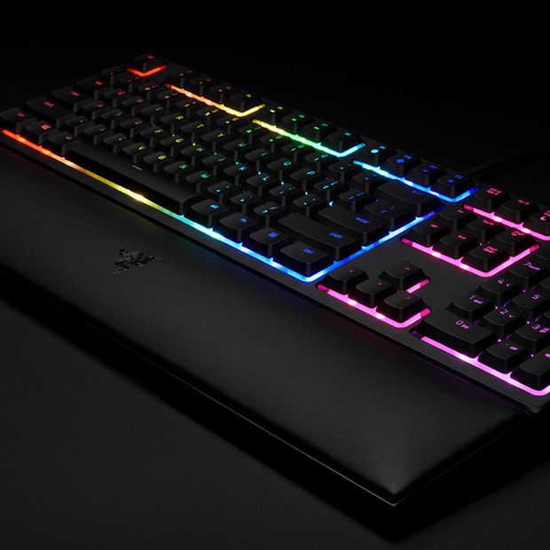 Razer Ornata: mechanisch gaming-toetsenbord op ongekende hoogte