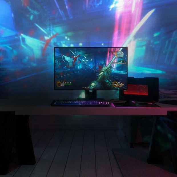 CES 2017: Razer's Project Ariana: psychedelische projecties tijdens het gamen
