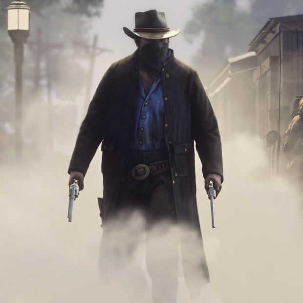Nog even wachten: Red Dead Redemption 2 komt pas volgend jaar