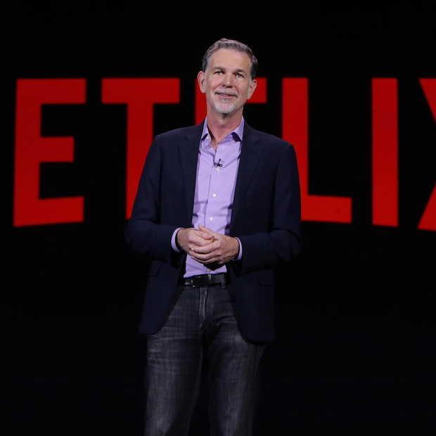 Netflix nu overal ter wereld beschikbaar